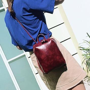 GiveKoiu-Bags - Mochilas de piel para niñas, para la escuela, baratas,