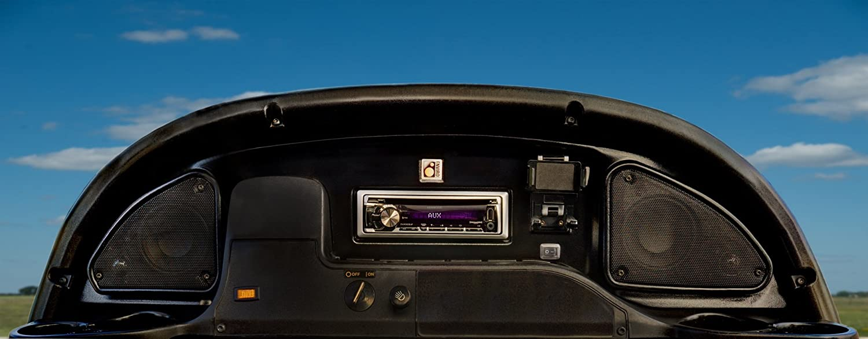 Club Car Precedent Electric Custom Dash Golf Cart