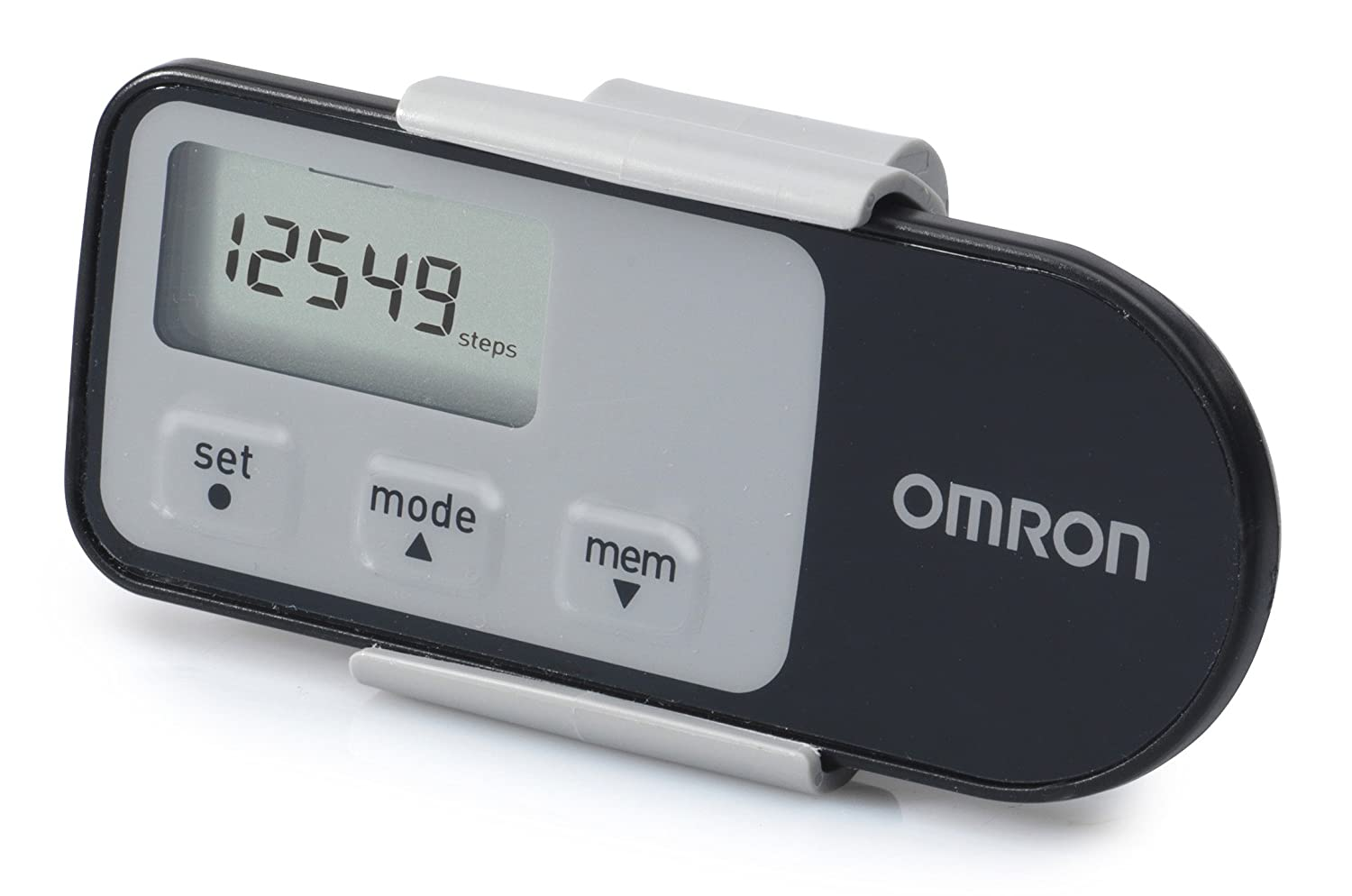 OMRON Walking Style One 2.1 - Podómetro, color negro: Amazon.es: Salud y cuidado personal