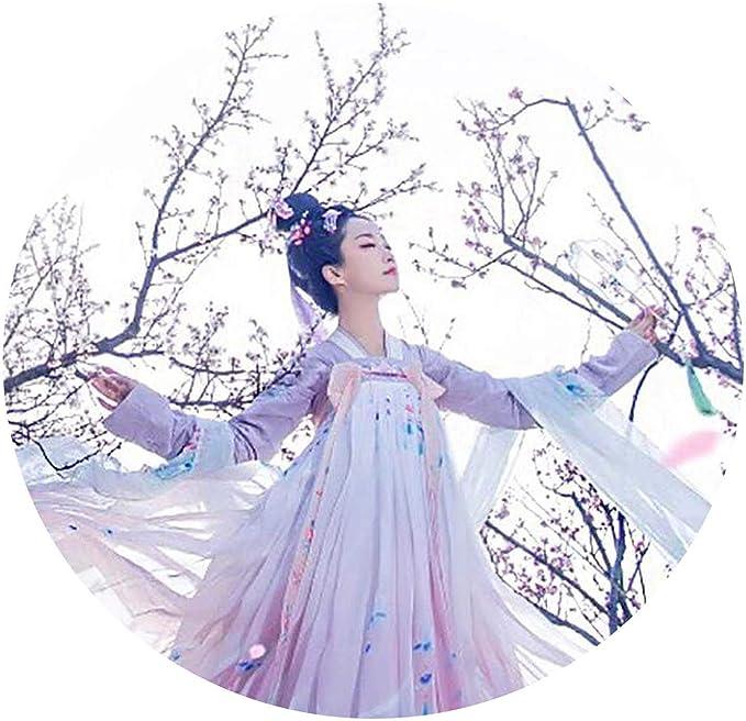 2019 - Disfraz Nacional de Hanfu para el Verano de Hanfu Antiguo ...