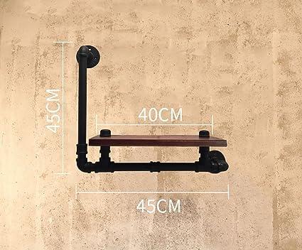 Parete Dacqua In Casa : Jjzsj loft retro tubi per tubi d acqua tubazioni a parete pareti a