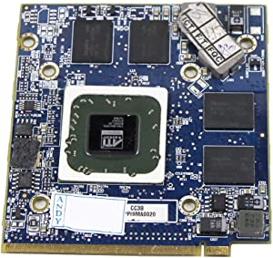 Original Graphics Card for Apple iMac Early 2008 24-Inch A1225 Desktop Computer Core 2 Duo 2.8 MB325LL/A, ATI Radeon HD 2600 Pro GDDR3 256MB, GPU Upgrade Video Cards Replacement Spare Parts