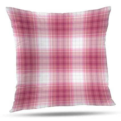 Amazoncom Batmerry Checkered Pillow Covers 18x18 Inch