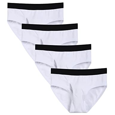 6eb058c20 recent Men Underwear Cotton Stretch Boxer Brief Double Crotch 3-Pack