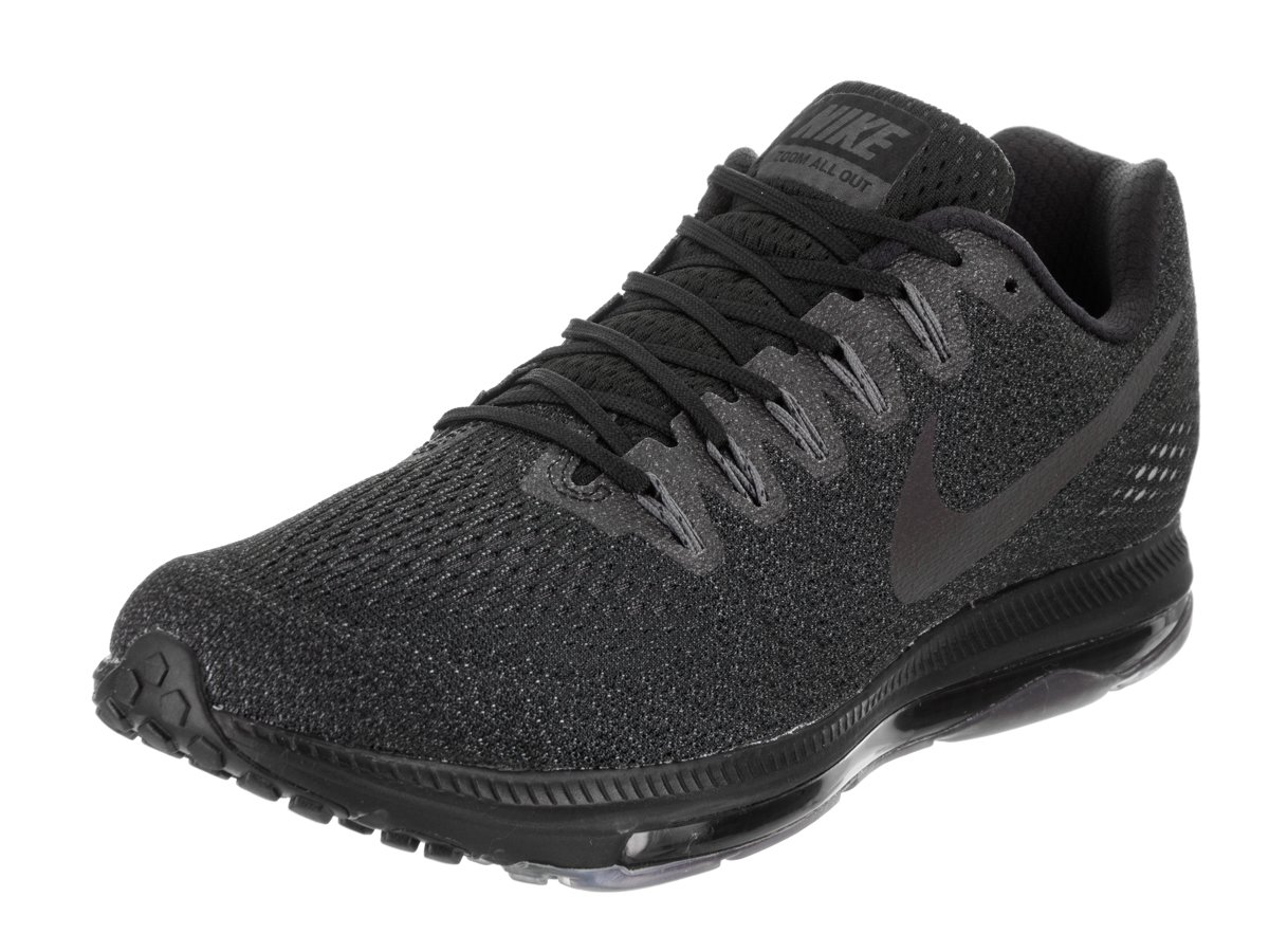 NIKE Zoom All Out Low Men's Running Sneaker B0763RC77D 8.5 D(M) US|Black/Aura-dark Grey-pure Platinum