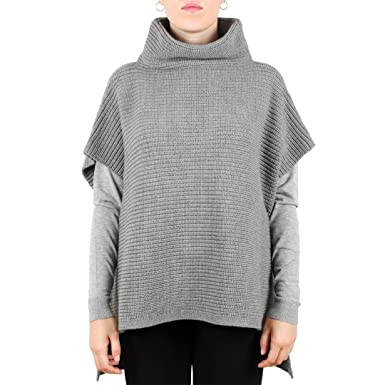good out x good texture 50% price Polo Ralph Lauren Poncho in Lana Donna Mod. 211671260 S ...