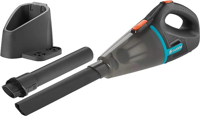 GARDENA EasyClean 9340-20- Set de aspirador de mano para exterior ...