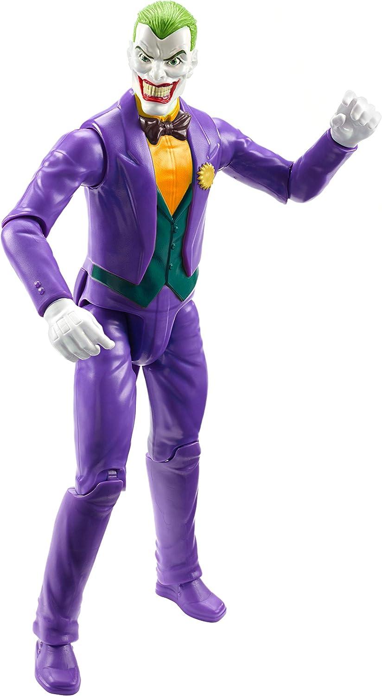 DC Comics Toy-Liga De La Justicia Figuras De Acción De Lujo 12 pulgadas-El Guasón-Payaso