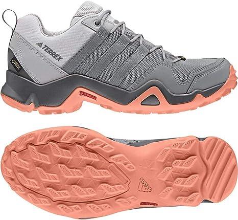 adidas Terrex AX2R GTX W - Zapatillas de Senderismo, Niña, Gris ...