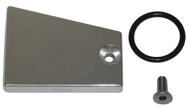 LS1 Intake Plug EGR Delete Block Off Plate Kit Camaro LS6 Firebird Manifold Trans Am