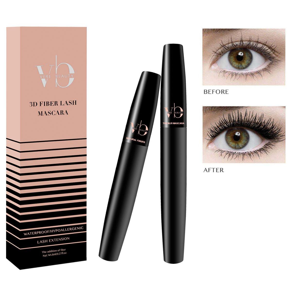 Amazon 3d Fiber Lashes Mascara Best Black Lash Fibers With