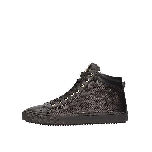 Liu Jo Girl UM22518 Zapatillas Mujer Negro 35: Amazon.es: Zapatos y complementos