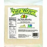 Coconut Wraps - Low Carbohydrate & Sugar - Gluten Free Bread/Tortilla Alternative - Healthy, Easy & Safe - 2 Packs Of 8 Count Original