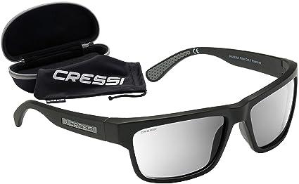 Cressi Ipanema Sunglasses - Gafas de Sol Deportivo Unisex Adulto