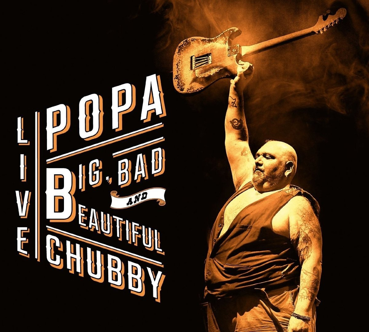 Big, Bad & Beautiful : Popa Chubby: Amazon.fr: Musique