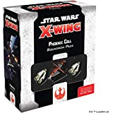 Star Wars X-Wing 2nd Edition Miniatures Game Phoenix Cell SQUADRON PACK | Strategy Game for Adults and Teens | Ages 14+ | 2 P