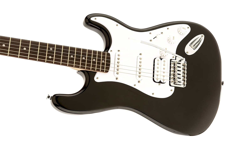 Squier by Fender - Guitarra Bullet Strat con trémolo: Amazon.es: Instrumentos musicales
