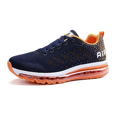 Scarpe Smarten Uomo Running Walking Sportive Sneakers Air Per Fitness Corsa Estive Donna Ginnastica IYbyv6f7g