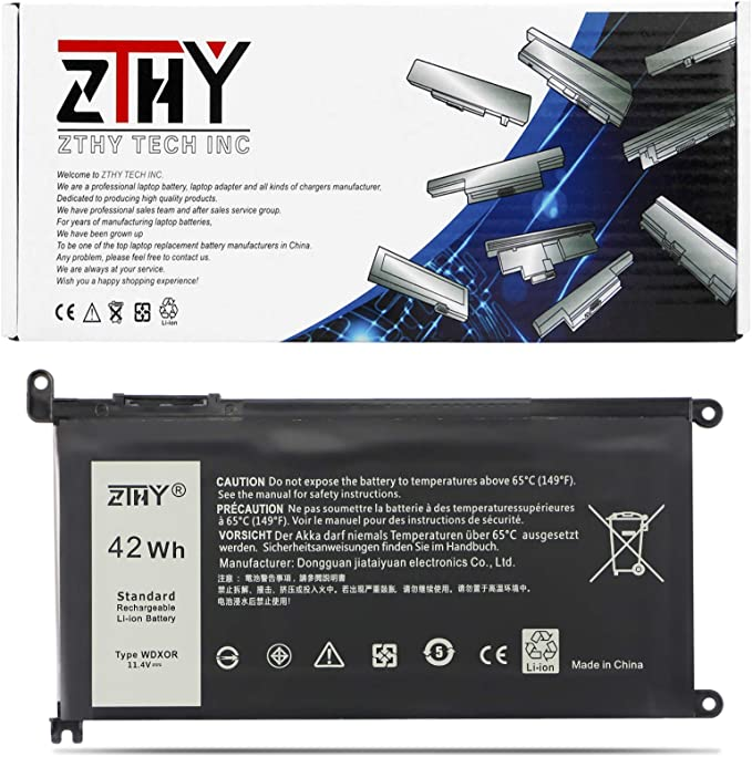 Laptop Accessories Computers & Accessories WDX0R Laptop Battery ...