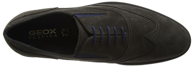 Zapatos de Cordones Oxford para Hombre Geox Uomo Carnaby H