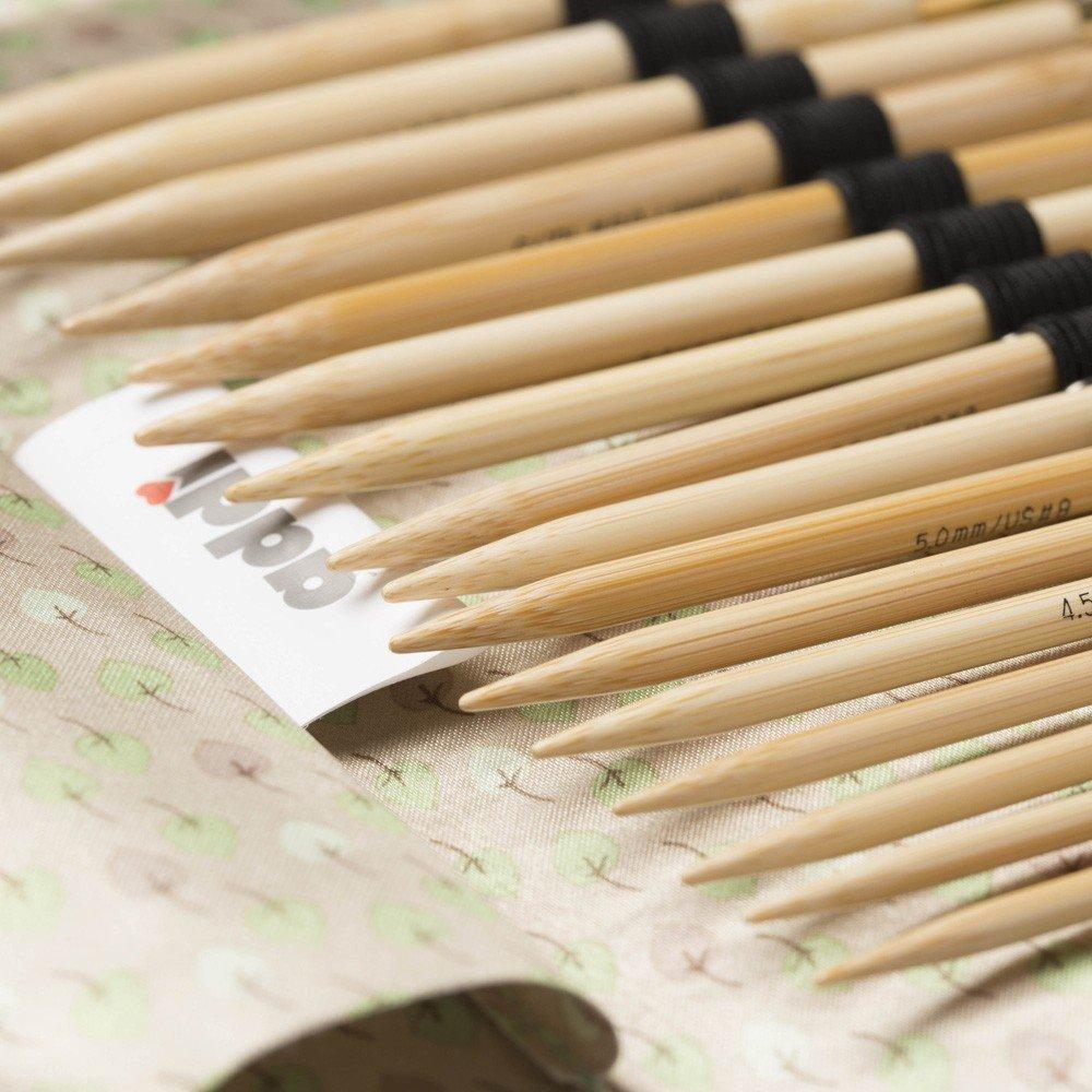 addi Click Nature Bamboo Interchangeable Knitting Needle Set by addi (Image #3)