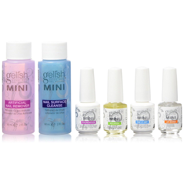 Amazon.com : Gelish Harmony Salon Professional Gel LED Nail Polish ...
