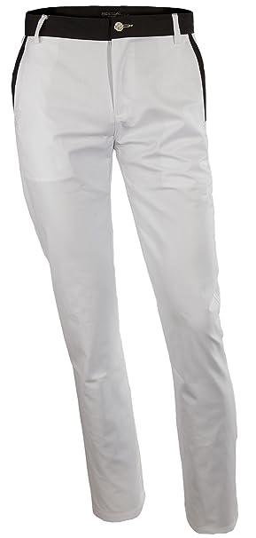 LANBAOSI - Pantalón de Traje - para Hombre: Amazon.es: Ropa ...