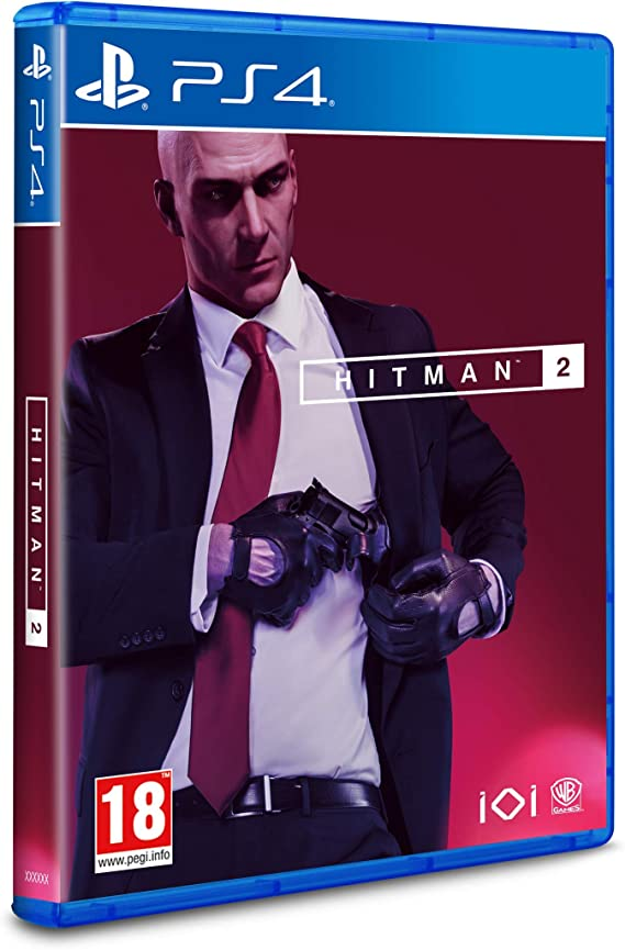 Hitman 2 Ps4 Amazon Co Uk Pc Video Games