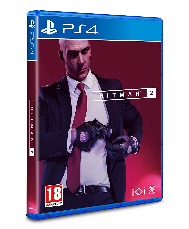 HITMAN 2 (PS4): Amazon co uk: PC & Video Games