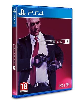 Amazon Com Hitman 2 Ps4 Video Games