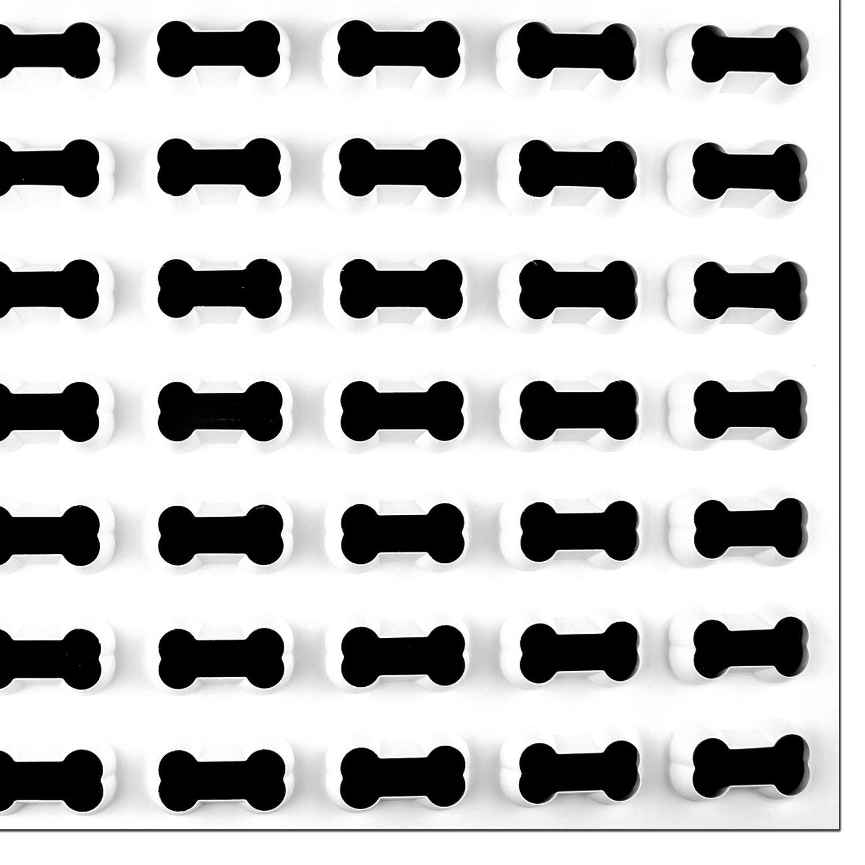 Martellato Cookie-Cutter Sheet, Dog Bone 2-1/8 Inch by Martellato (Image #2)