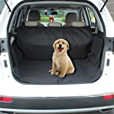 KYG Pet Cargo Liner and Waterproof Pet Car Seat with Adjustable Seat for All Cars, Trucks & SUVs