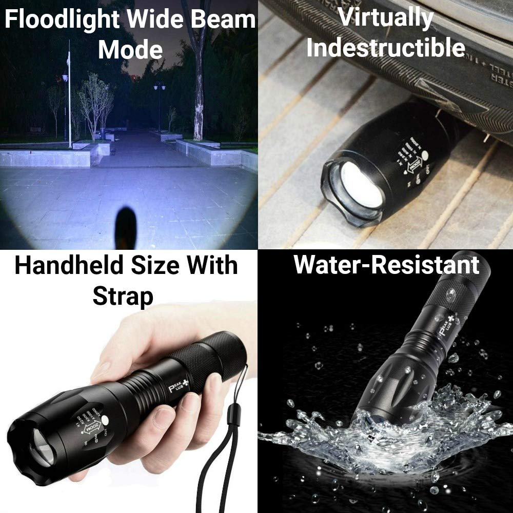Best Tactical Flashlight Reviews 20