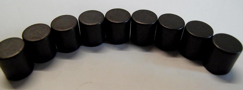 Viwanda - Aimant en ferrite dure 10x10mm 4N (0,4kg), 20 units pack