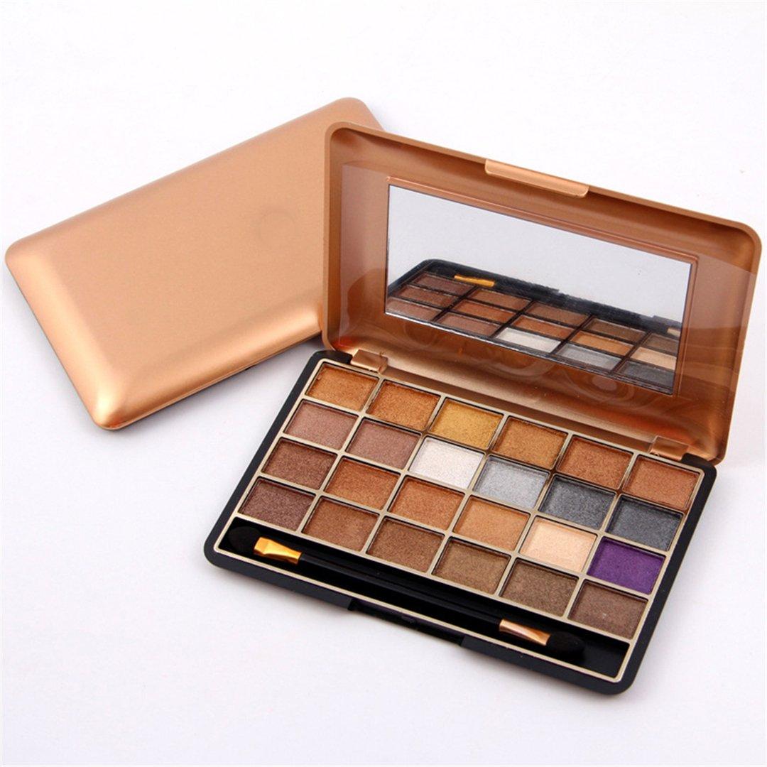 FantasyDay® 24 Colores Sombra De Ojos Paleta de Maquillaje Cosmética #4 - Perfecto para Sso Profesional y Diario