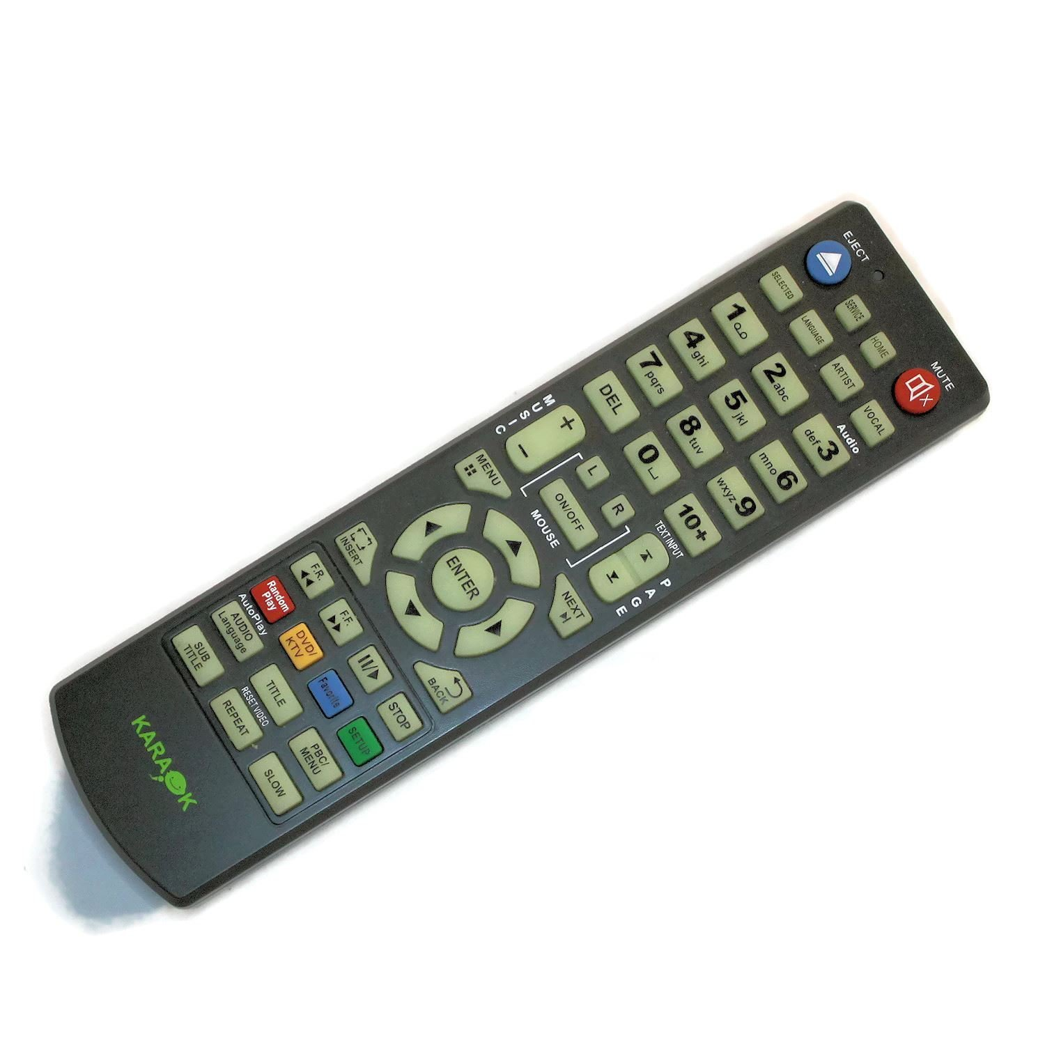 Remote Control for Lemon Android Player KTV-8826 8836 8832 Player