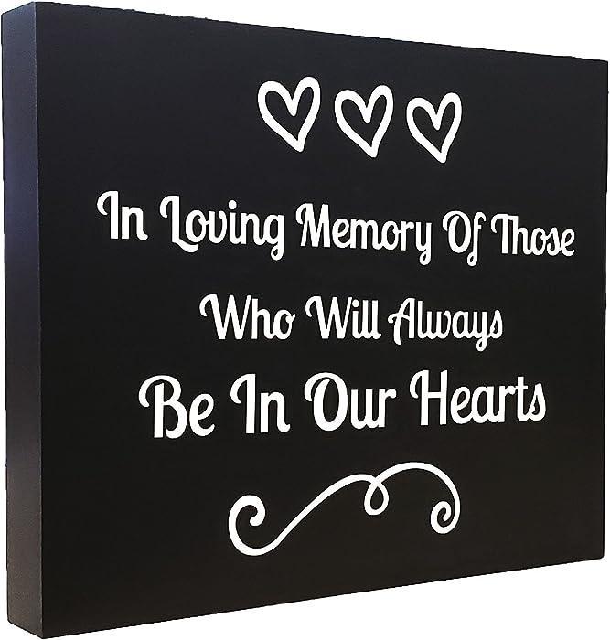 Los 9 Table Decor For Memorial