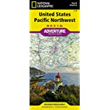 United States, Pacific Northwest (National Geographic Adventure Map (3118))