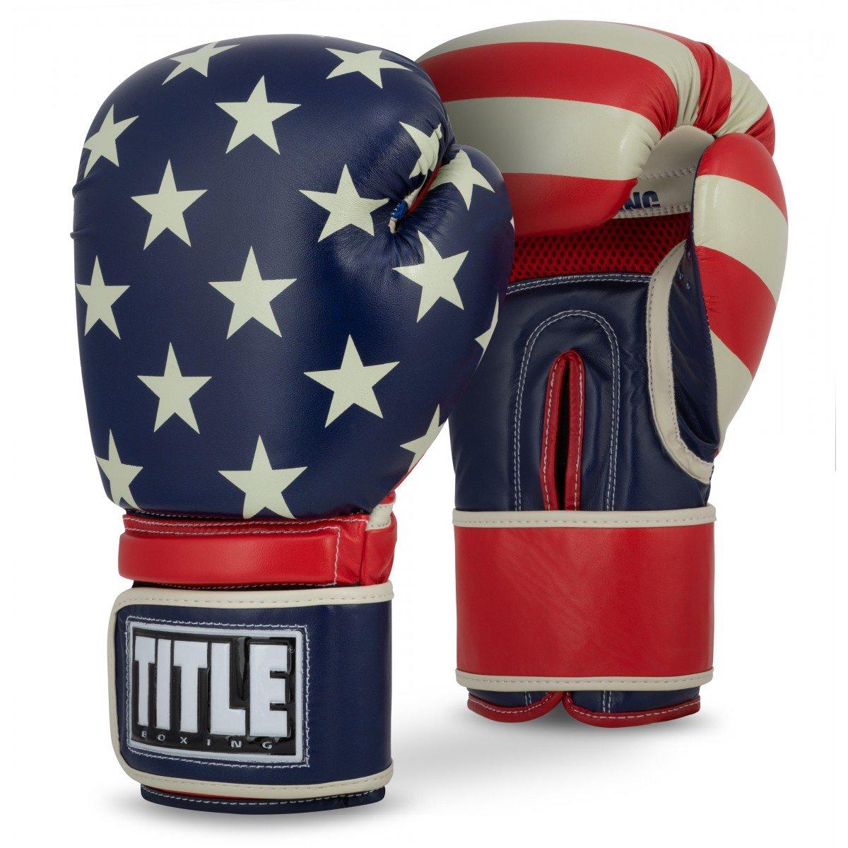 Boxing Patriot Bag Gloves