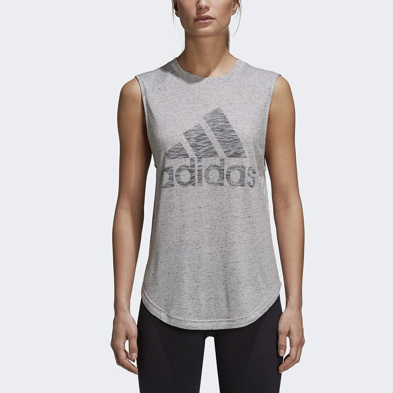 95b17487c54c4 adidas Womens Winner Muscle Tank Top at Amazon Women s Clothing store