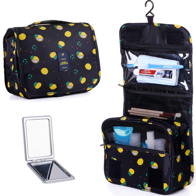 Amazon.com: LAKIBOLE Bolsa de aseo multifunción bolsa de ...