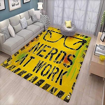 Amazon.com: Retro Customize Door mats for Home Mat Nerds at ...