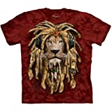 The Mountain DJ Jahman Manimals Special Edition Red T Shirt