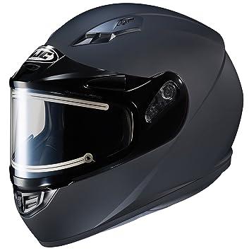 HJC cascos cs-r3sn unisex-adult Full Face casco de nieve con marco eléctrico