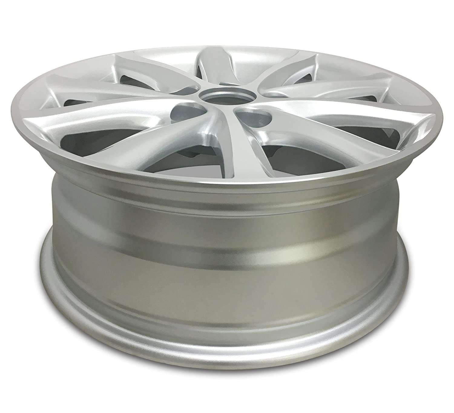 Road Ready Car Wheel For 2010-2011 Toyota Camry 16 Inch 5 Lug chrome Aluminum Rim Fits R16 Tire Exact OEM Replacement Full-Size Spare