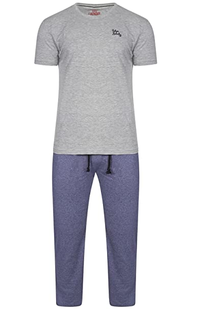 Tokyo Laundry - Pijama - Relaxed - para Hombre Gris Culmore - Light Grey S