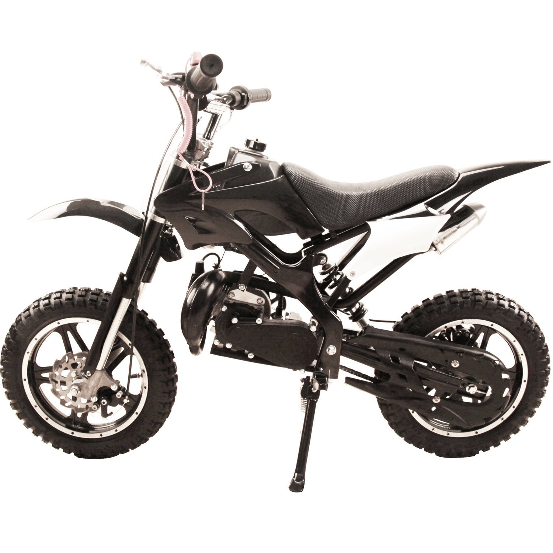 Flying Horse 49cc 50cc High Performance 2 Stroke Gas 1971 Honda Dirt Bike Powered Mini Motorcycle Kids Motocross Automotive