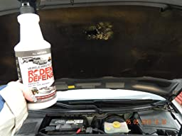 vehicle protection by exterminators choice mice rodent repellent vehicle wiring. Black Bedroom Furniture Sets. Home Design Ideas