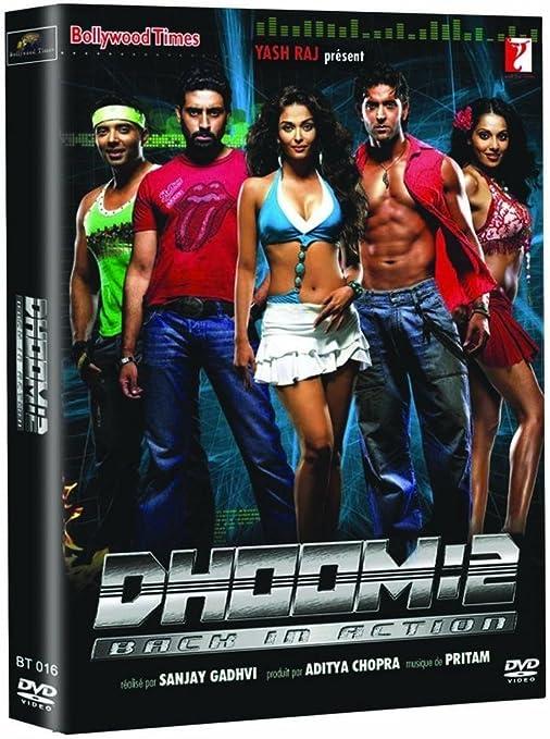 Dhoom 2 Amazon Co Uk Dvd Blu Ray