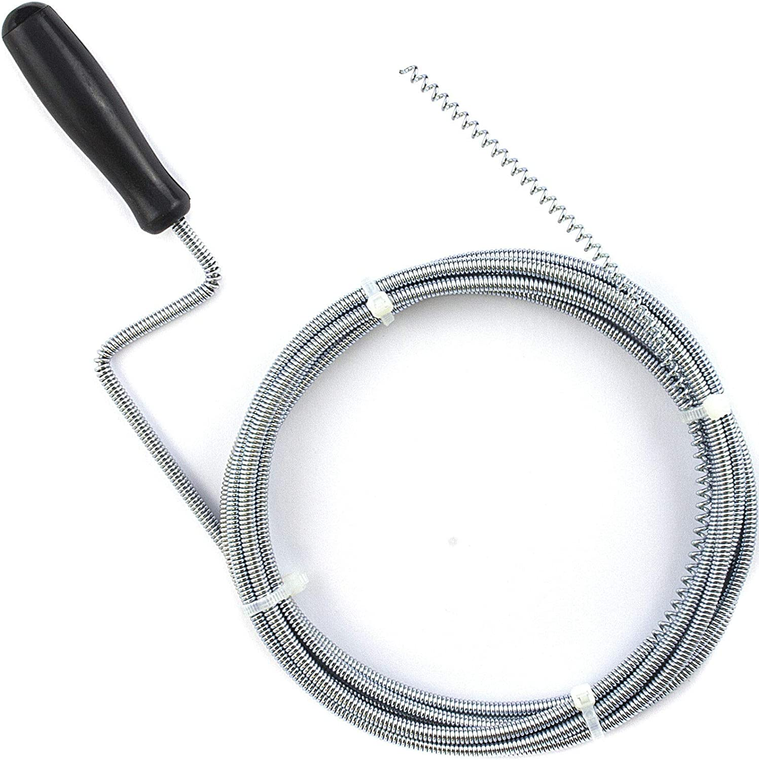 Drain Snake Clog Remover Hair Removal Cleaning Tool Plumbing Pipe Dredge Sewer